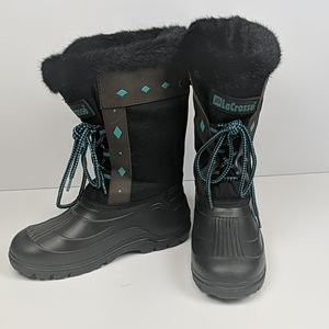 LaCrosse faux fur lined winter boots